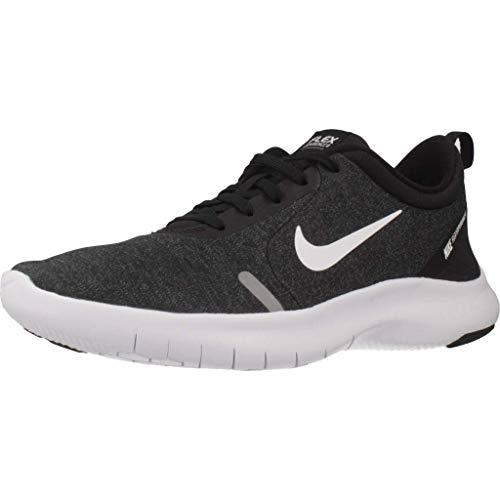 Nike Women's, Flex Experience RN 8 Running Shoe Black 10 M