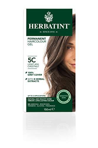 Herbatint Tinte Castaño Claro Ceniza 5C - 150 gr
