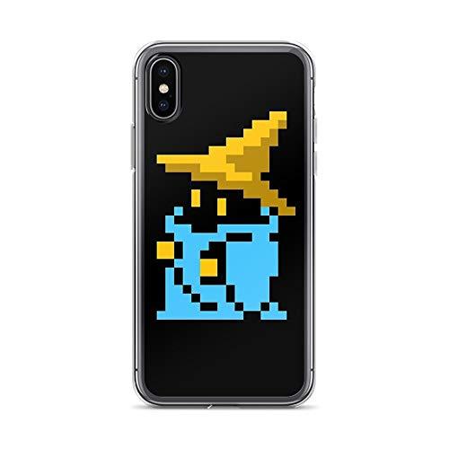 shona Black mage Final Fantasy Case Cover Compatible for iPhone (7 Plus/8 Plus)