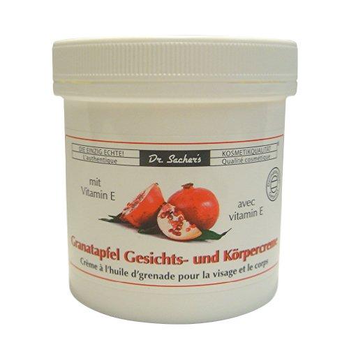 3 Dosen / Tiegel Granatapfel Creme mit Vitamin E
