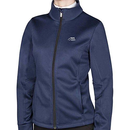 Equiline Damen Softshell-Jacke Sandy L blau