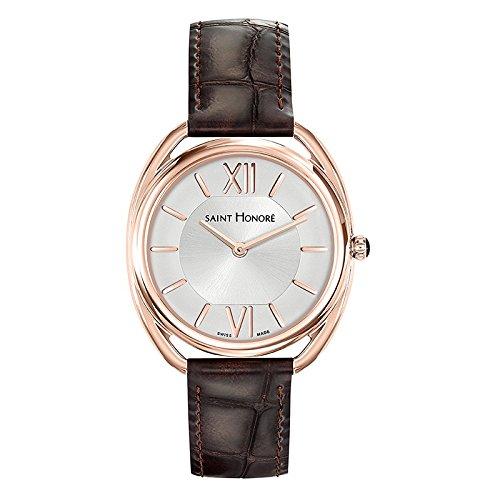 Saint Honoré Reloj Analogico para Mujer de Cuarzo con Correa en Cuero 7210228AIR