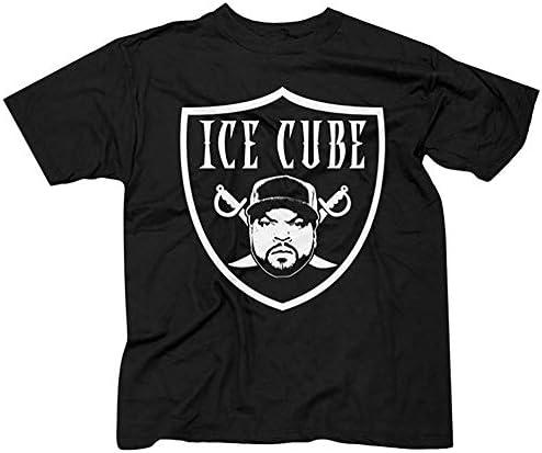 Ice Cube Camiseta de Humor Unisex 100% algodón para Hombres para Deporte al Aire Libre