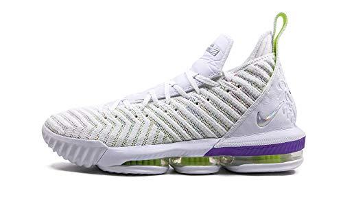 Nike Mens Lebron 16 AO2588 102 Buzz Lightyear - Size 15