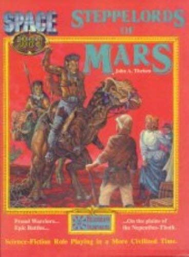 Steppelords of Mars (Space 1889)