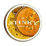 The Stinky Candle Company - Handmade Curry Scent by The Stinky Candle Company