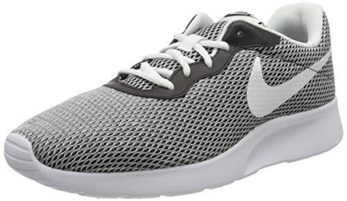 Nike Herren Tanjun SE Sneaker, Schwarz (Noir/Blanc), 41 EU