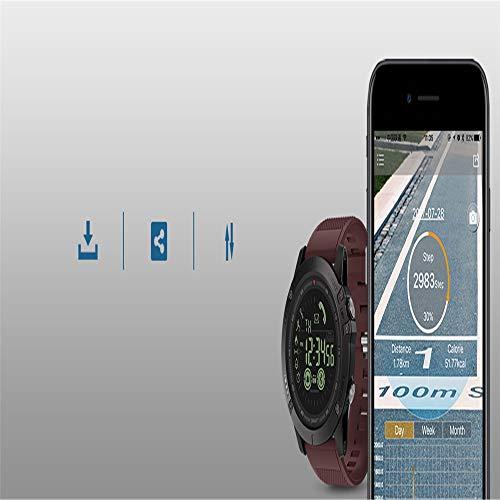 LARDOO Smartwatch Robusto 33 Meses de Tiempo de Espera Reloj ...