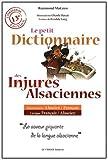 Le Petit dictionnaire des injures alsaciennes