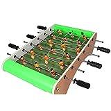 SHSM Mesa Superior Foosball/Juego de Fútbol, Material Amigable Ambiental, Placa de Alta Densidad, Integración Automática, 51 * 30 * 14Cm Regalo Magnífico Regalo femenino