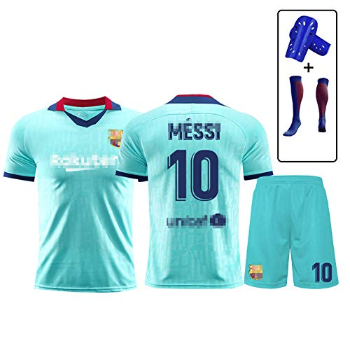 WQJIE Trainingspak jersey voetbalpak, korte mouwen sportkleding pak, mannen, running T-shirt Retro Medium Kleur