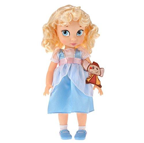 New! 【 ディズニー 公式 】  14/10モデル  アニメーター コレクション ドール ジャック付 シンデレラ   ( Disney 人形 プリンセス グッズ ) 正規品