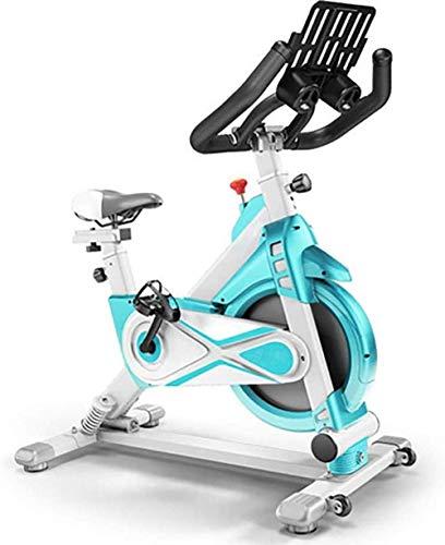 Hometrainer, stationaire fiets Belt Drive, overdekte fietsenstalling, overdekte fietsenstalling, Maximum Gewicht 120 Kg, Thuis fitnessapparatuur ZHANGKANG