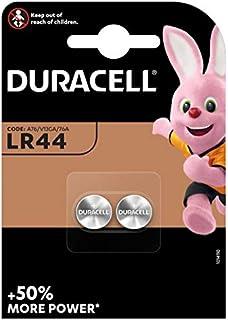 Duracell - Pilas especiales alcalinas de botón LR44 de 1.5
