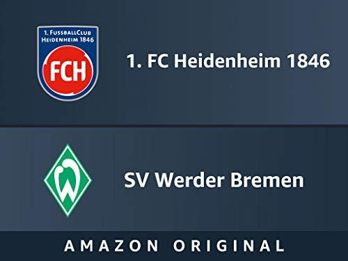 1. FC Heidenheim 1846 - SV Werder Bremen