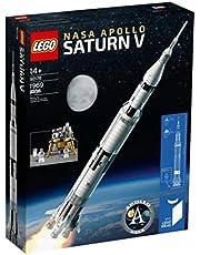 LEGO 92176 Ideas NASA Apollo Saturn V, Vit