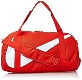 Nike Polyester 49 cms Habanero Red/Habanero Red/White Gym Bag (BA5567-634)