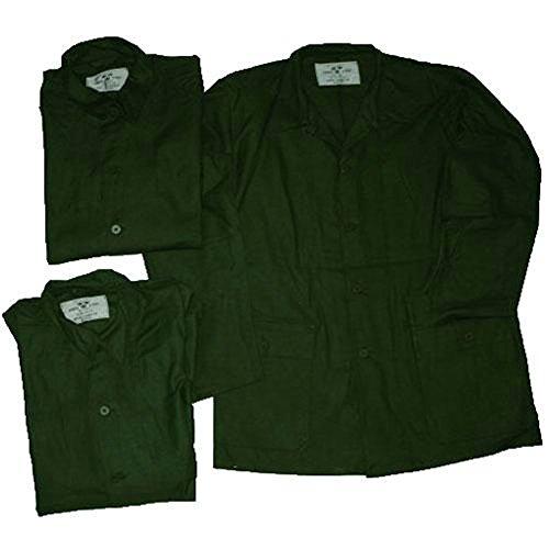 3er Set schwedische Armee Överdracksrock Feldjacke Uniformjacke Jacke Armeejacke