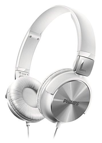 Philips Cuffia DJ, Impedenza da 32 Ohm, Diametro Altoparlante di 40 mm, Cavo da 1.2 Metri