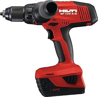 Hilti 2061310 Cordless Drill Driver SF 10W-A18