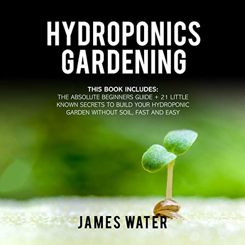 Hydroponics Gardening  By  cover art
