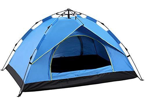 N /A WWCEEM Alquiler Carpa para Exteriores Camping Tipo Resorte Resorte rápido a Prueba de Lluvia Protector Solar Tienda de campaña Tienda de Playa portátil automática Toldo al Aire Libre