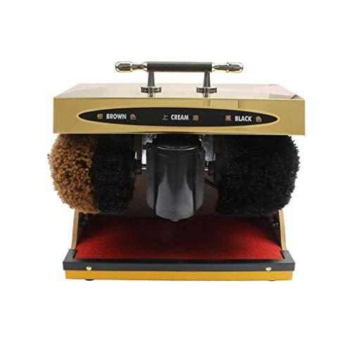 KUANDARMX automatische Polieren Leder Glanz Reinigungsmaschine Waschmaschine Elektrische Schuhe Reiniger Sole Pflege Stiefel Schuhputzer Schrubber