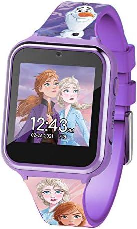 Disney Frozen Touchscreen Interactive Smart Watch Model FZN4672AZ product image
