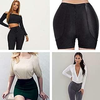 huirushi 2020 Tom Lauren's Hourglass Hips Figure Butt Lifter Shaper Panties Control Boyshorts,Seamless Body Shaping Panty Hip Enhancer