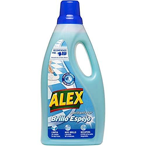 Alex - Abrillantador para todo tipo de suelos - 1500 ml