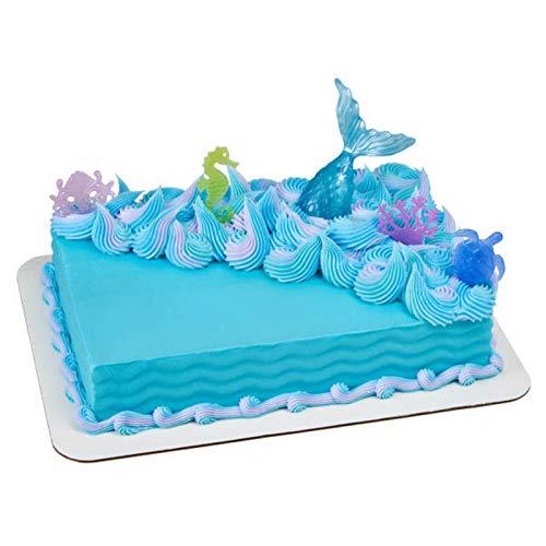 Mystical Mermaid Cake Decorating Set (1)