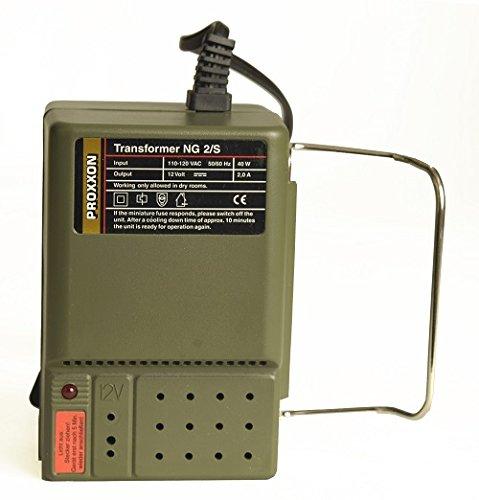 Proxxon 38706 AC Adapter Transformer NG 2/S