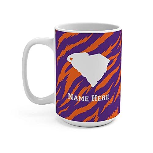 Tasse à café en céramique avec inscription « State Pride Series Death Valley » - 445,2 ml - Pour garder le café au chaud pour les mamans et les papas - M0GZ5X