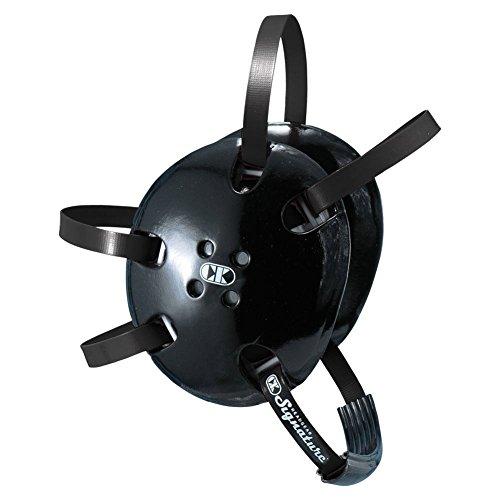 Cliff Keen Two-Tone Signature Wrestling Headgear - COLOR: Black/Black