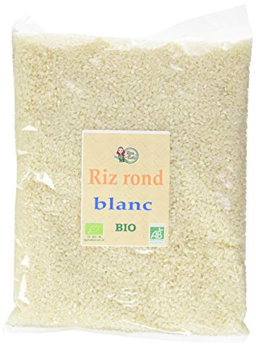 RITA LA BELLE Riz Rond Blanc 25 kg