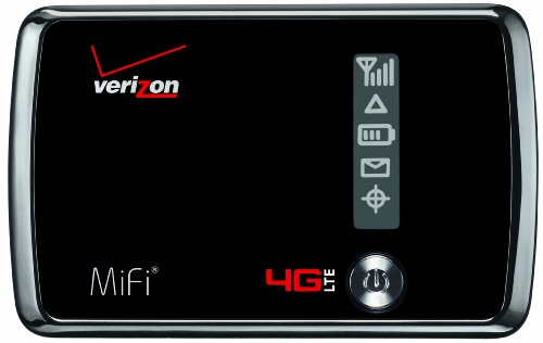 Verizon MiFi 4510L Jetpack 4G LTE Mobile Hotspot (Verizon Wireless)