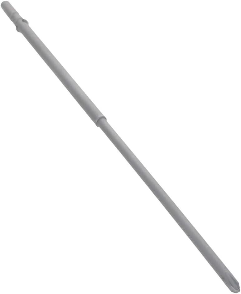 Utoolmart 1 Pcs 5mm Shank 200mm Length 4mm Phillips PH2 Magnetic S2 Screwdriver Bits