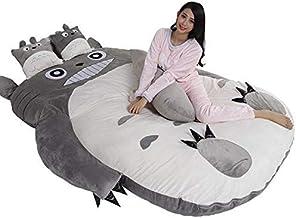 My Neighbor Totoro Anime Plush Bed Tatami Mattress Padding Giant Couch Double Cartoon Tatami Creative Bedroom Children Adu...