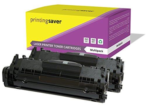 FX10 Printing Saver 2 Toner kompatibel für Canon i-SENSYS MF4010 MF4100 MF4120 MF4140 MF4150 MF4270 MF4320D MF4330D MF4350D MF4370DN MF4380DN FAX L95 L100 L120 L140 L160 LASERBASE PC-D440 PC-D450