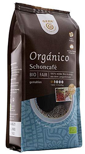 GEPA Bio Schonkaffee - Kaffee gemahlen 1 Karton ( 6 x 250g )