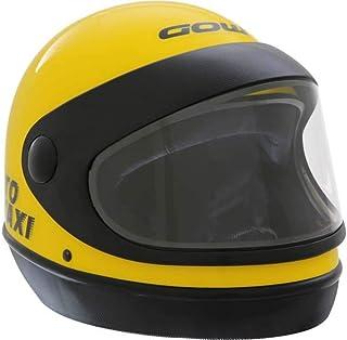 X Capacete Interlagos Moto Taxi Amarelo Gow 60