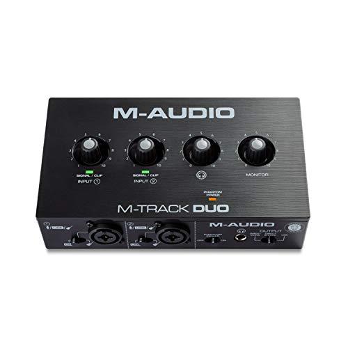 M-Audio M-Track Hub USB Bild