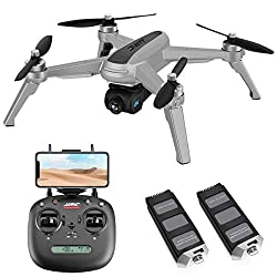 JJRC X5 Drone with 2K HD Camera Live
