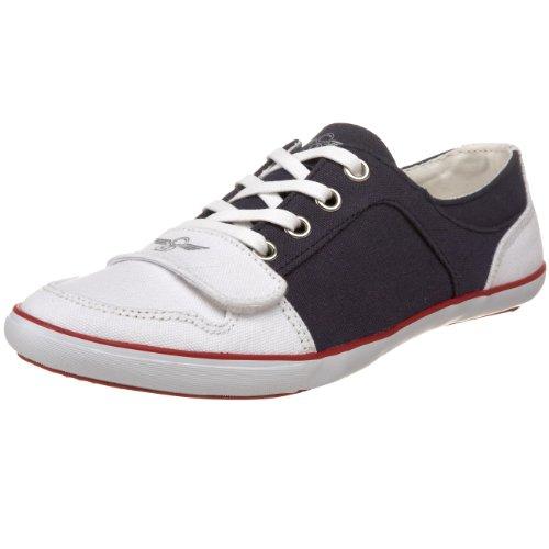 Creative Recreation Women's Cesario Lo XVI Fashion Sneaker,Navy/White,9.5 M US