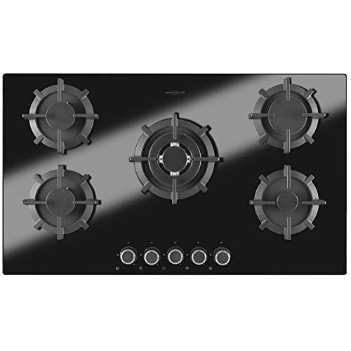 Oranier GKH 2785-2785 15 Glaskeramik Gaskochfeld autark