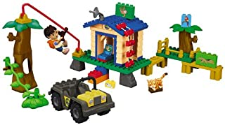 Mega Bloks Diego's Animal Rescue Center