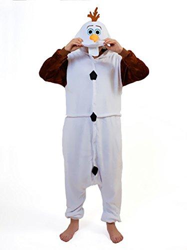 classifica costume Olaf (adulto)