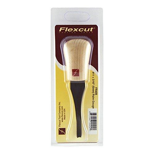 Flexcut Handflächenwerkzeug #11 x 3/16 Zoll Hohlmeißel