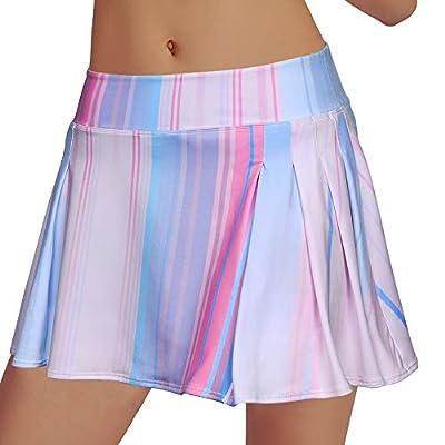 Women's Tennis Skirt Elastic