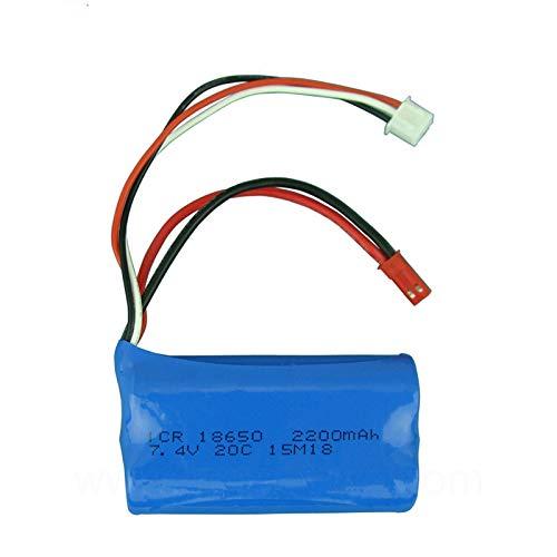 XuBa 7.4V Lipo Batteria per SYMA X8G X8HC X8HG Huanqi 899 RC Quadcoper 7.4V 2200mAH 18-650 batteria